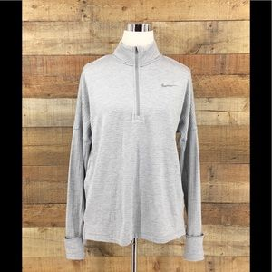 Nike Women's Running Activewear DRI-FIT 1/4 Zip